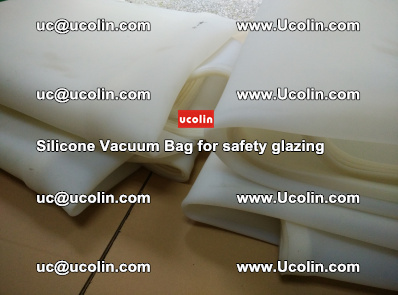 Silicone Vacuum Bag for EVALAM TEMPERED BEND lamination (110)