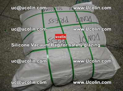 Silicone Vacuum Bag for EVALAM TEMPERED BEND lamination (157)