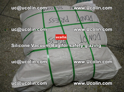Silicone Vacuum Bag for EVALAM TEMPERED BEND lamination (158)