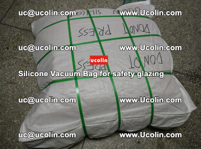 Silicone Vacuum Bag for EVALAM TEMPERED BEND lamination (159)