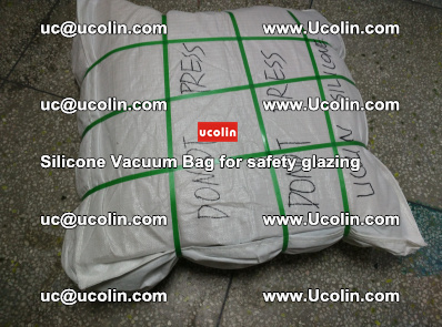 Silicone Vacuum Bag for EVALAM TEMPERED BEND lamination (173)