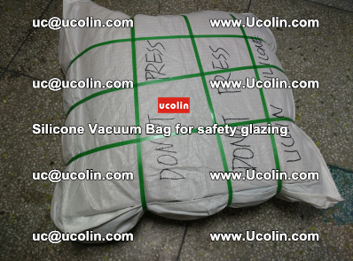 Silicone Vacuum Bag for EVALAM TEMPERED BEND lamination (174)