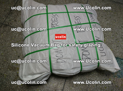Silicone Vacuum Bag for EVALAM TEMPERED BEND lamination (176)