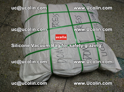 Silicone Vacuum Bag for EVALAM TEMPERED BEND lamination (177)
