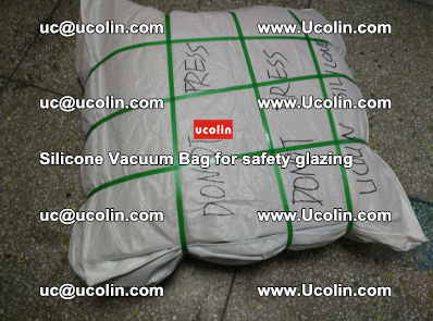 Silicone Vacuum Bag for EVALAM TEMPERED BEND lamination (178)