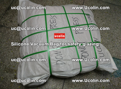 Silicone Vacuum Bag for EVALAM TEMPERED BEND lamination (186)