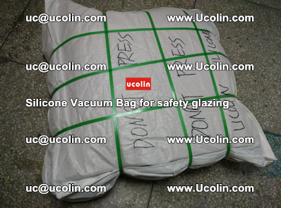 Silicone Vacuum Bag for EVALAM TEMPERED BEND lamination (187)