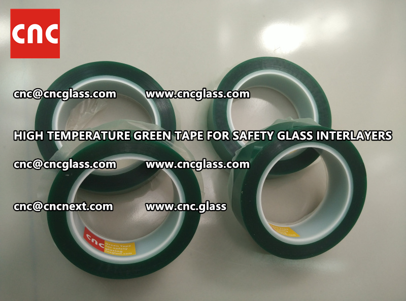 HIGH TEMPERATURE TAPE for safety glass lamination (1)
