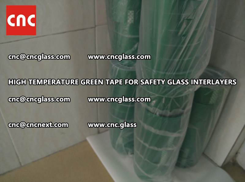 Polyester (PET) film backing TAPE for safety glass interlayers films lamination (1)