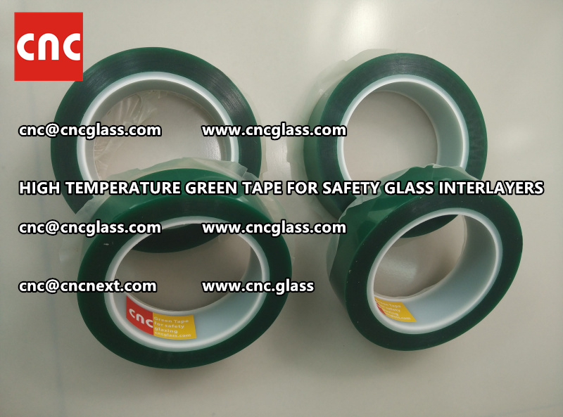 Polyester (PET) film backing TAPE for safety glass interlayers films lamination (2)