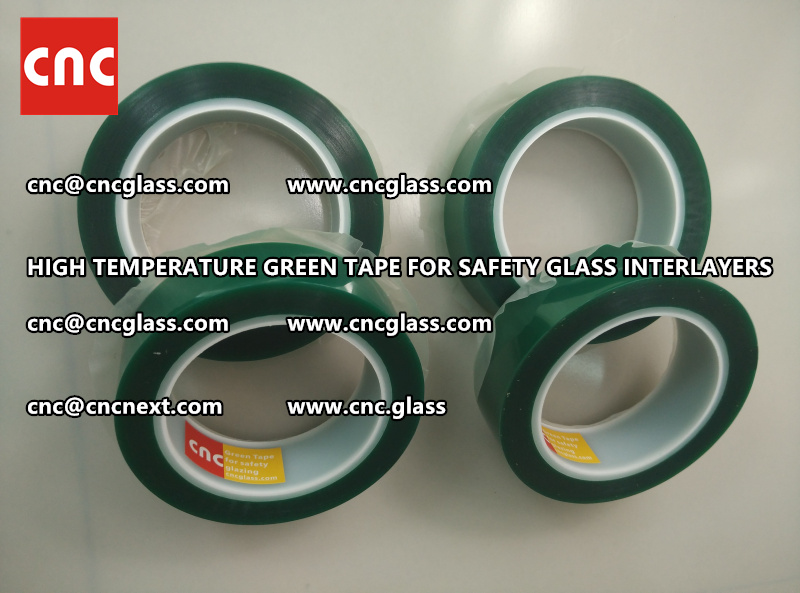 Polyester (PET) film backing TAPE for safety glass interlayers films lamination (3)