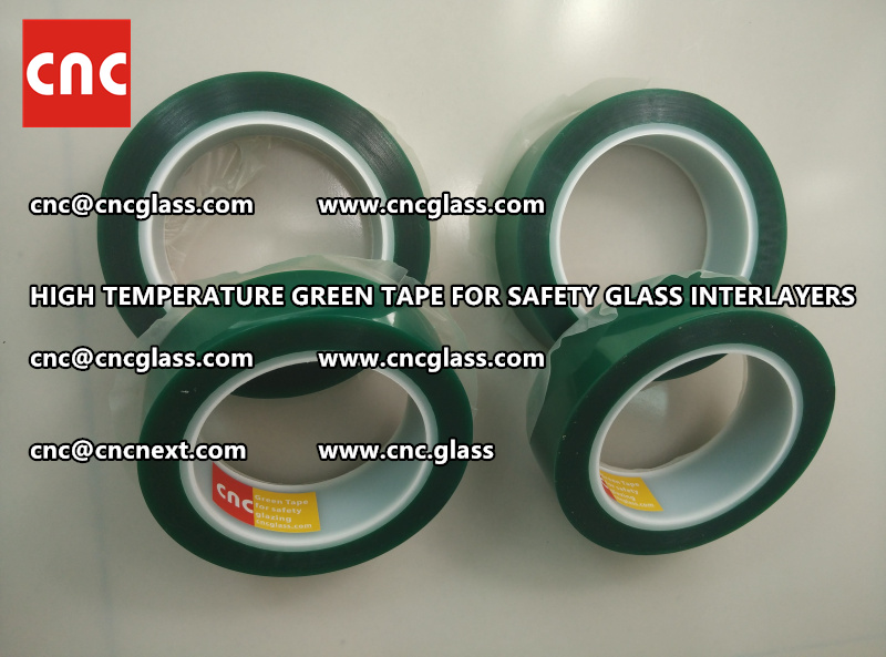 Polyester (PET) film backing TAPE for safety glass interlayers films lamination (4)