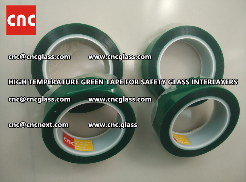 Polyester (PET) film backing TAPE for safety glass interlayers films lamination (5)