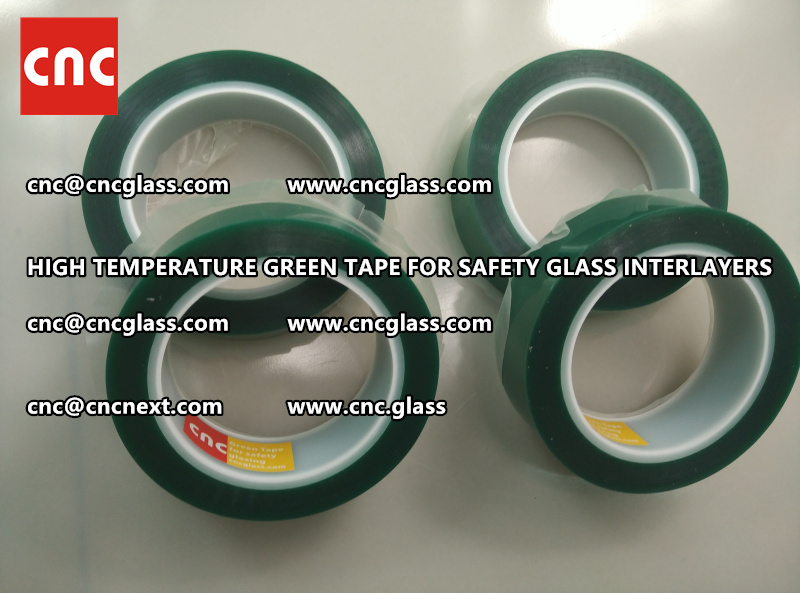 Polyester (PET) film backing TAPE for safety glass interlayers films lamination (7)