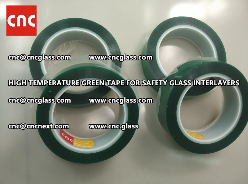 Polyester (PET) film backing TAPE for safety glass interlayers films lamination (8)