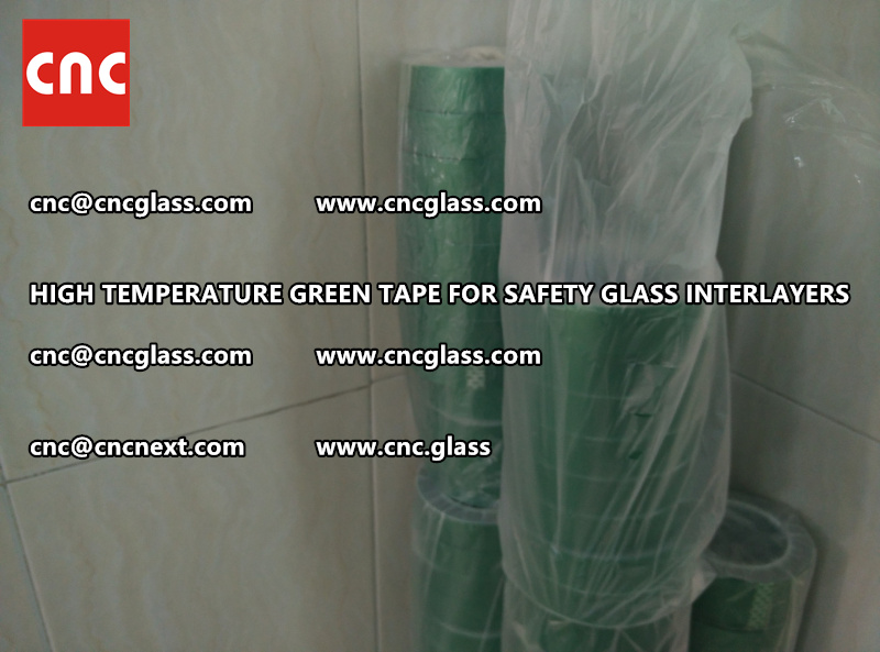 Polyester (PET) film backing TAPE for safety glass interlayers lamination (1)