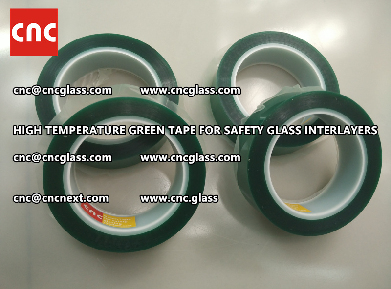 Polyester (PET) film backing TAPE for safety glass interlayers lamination (2)