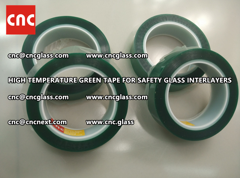 Polyester (PET) film backing TAPE for safety glass interlayers lamination (3)