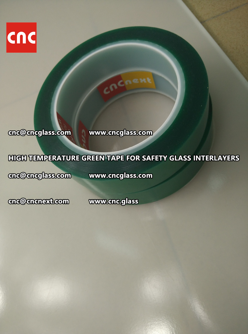 Polyester (PET) film backing TAPE for safety glass interlayers lamination (4)