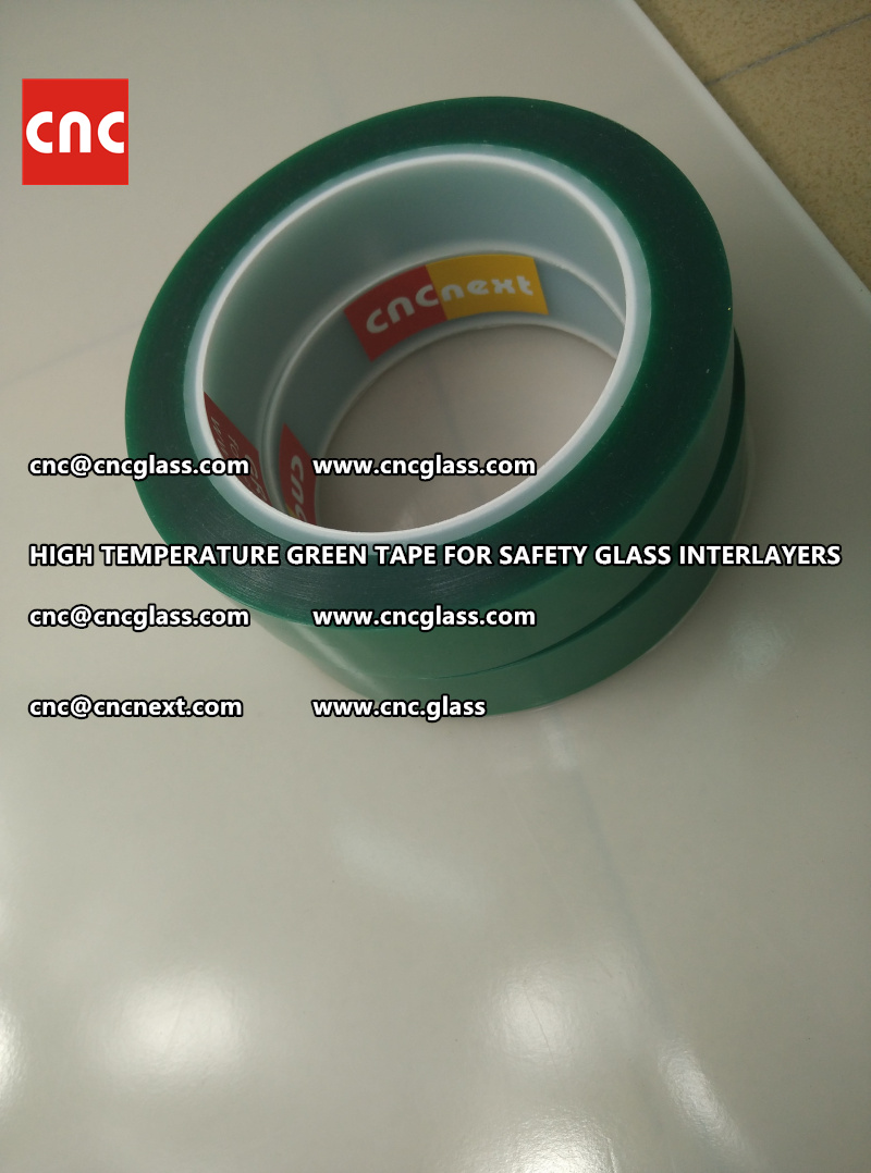 Polyester (PET) film backing TAPE for safety glass interlayers lamination (5)