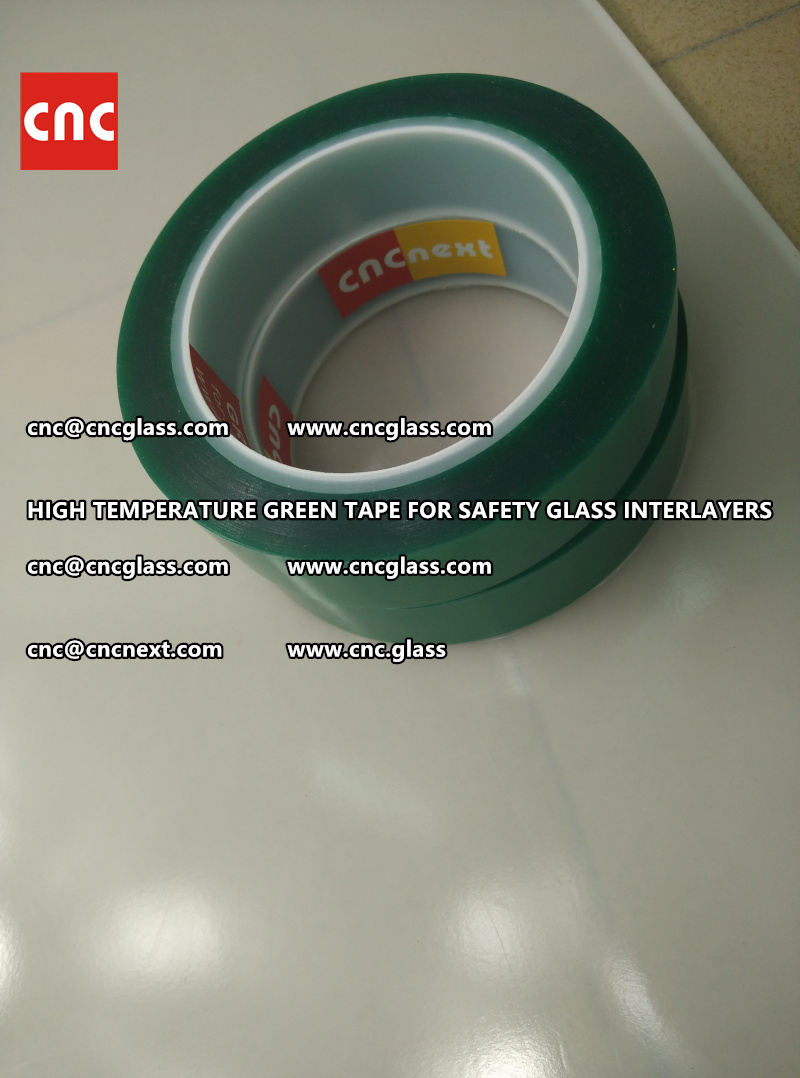 Polyester (PET) film backing TAPE for safety glass interlayers lamination (6)