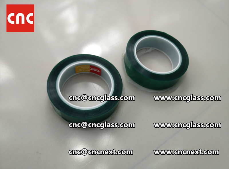 Polyester with Silicone Adhesive Tape Polyester Film PET Tape (2)